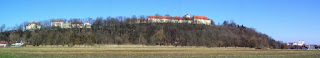 Panorama view of Weihenstephan monastery