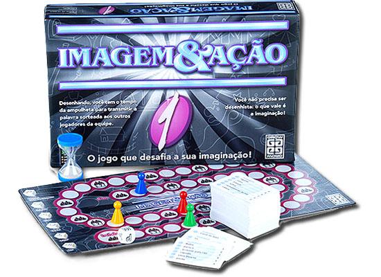 11 Jogos tabuleiro - Imagem e Ação