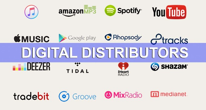 CHOOSING DIGITAL DISTRIBUTORS FOR MUSIC