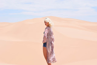 what to wear to the desert