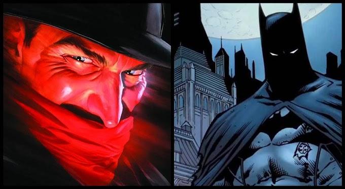 ¿Conoces al personaje que inspiro la creacion de Batman? Conocelo aqui.
