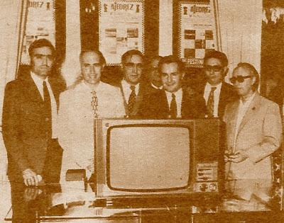 """V Trofeo de Ajedrez """"DICEN…"""" 1971"""