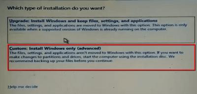 Langkah-langkah cara install Windows 10 menggunakan Flashdisk Bootable