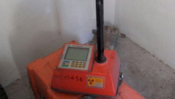 México: Localizan fuente radioactiva robada