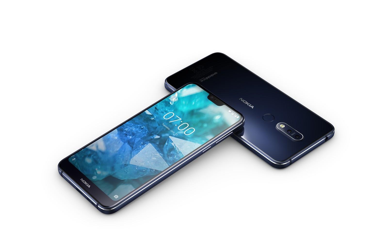 6- هاتف NOKIA 7.1