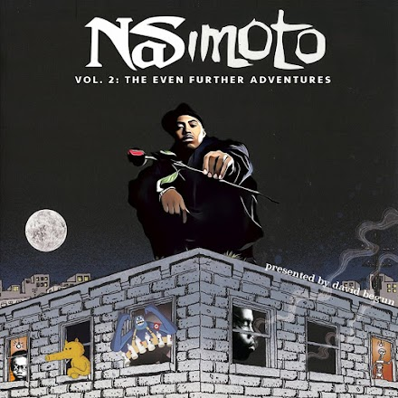Nasimoto Vol. 2: The Even Further Adventures | David Begun MashUp Full Stream