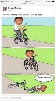 meme de donald trum fuckin mexicans