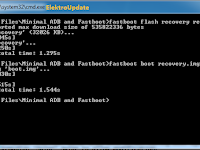Download Minimal ADB and Fastboot tool Terbaru