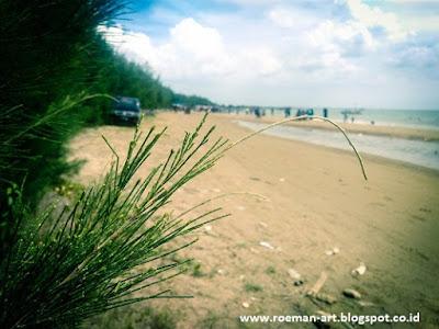 karang jahe beach rembang