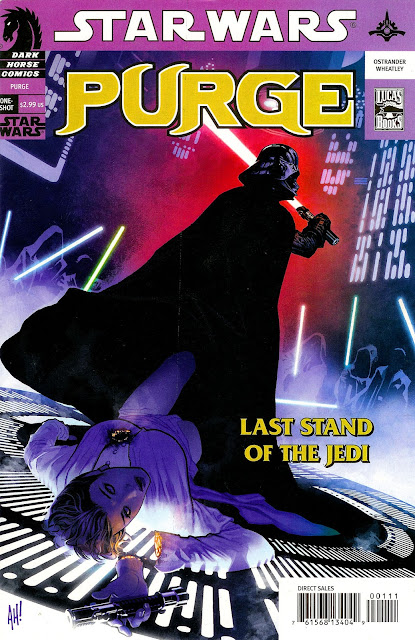 Dark Horse Comics Star Wars Purge