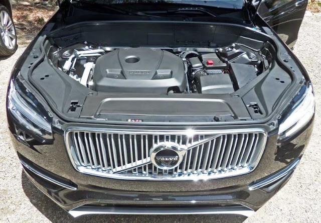 2017 Volvo S90 T6 AWD Engine