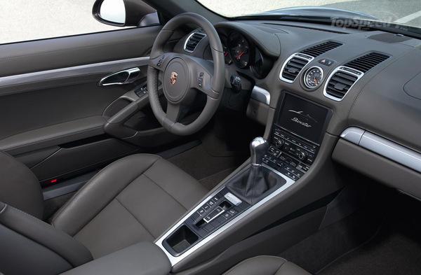 porsche boxster int Δίλιτρη, τετρακύλινδρη, με 240 ίππους η νέα Porsche Boxster