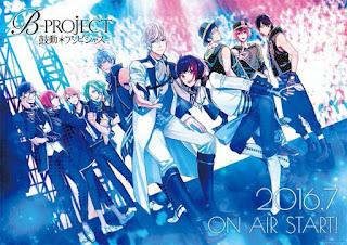 B-Project: Kodou Ambitious – Todos os Episódios