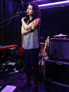 15.03.2016 London - The Garage: Emma Pollock