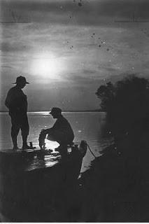 Ferdynand Ossendowski podczas ekspedycji w Gwinei