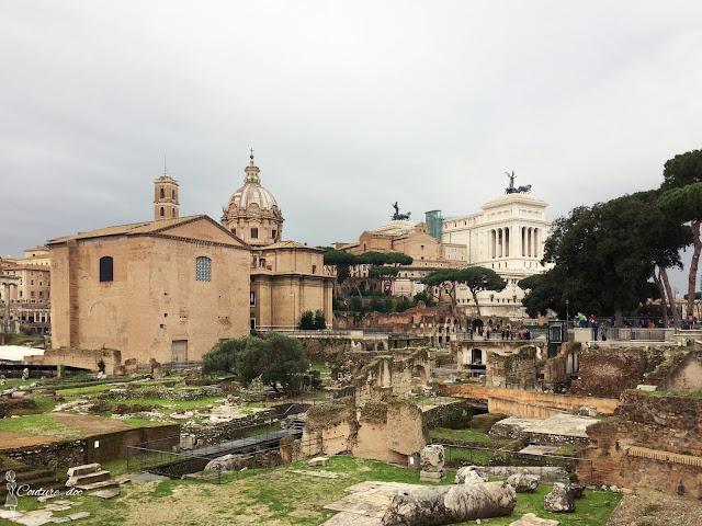 forum romanum, ruiny, rzym, antyczny