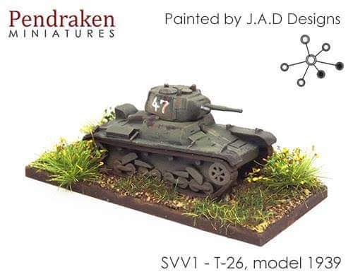 10mm Wargaming: Painted WWII Soviet - Vehicles from