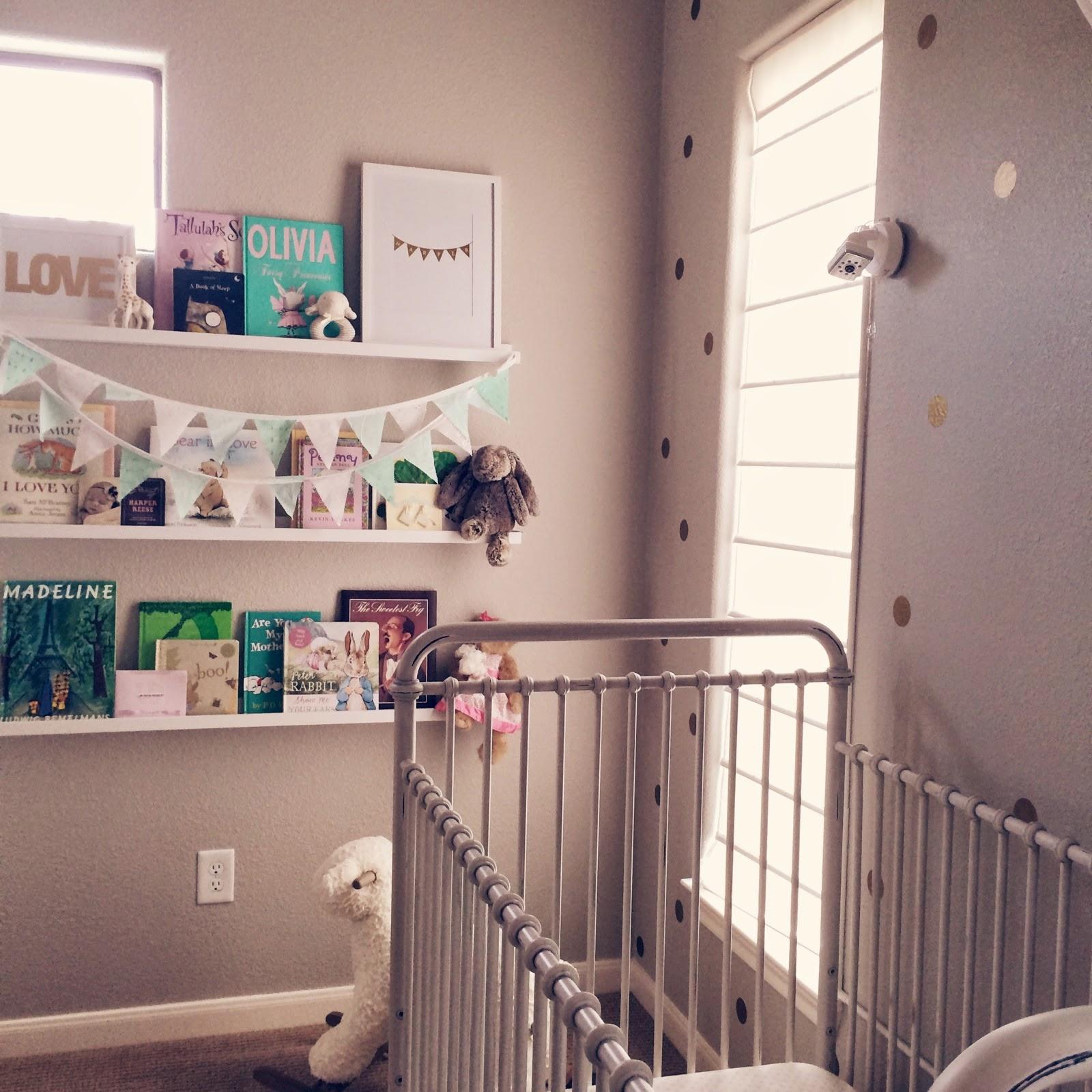 Here Is Harper's Updated Nursery: