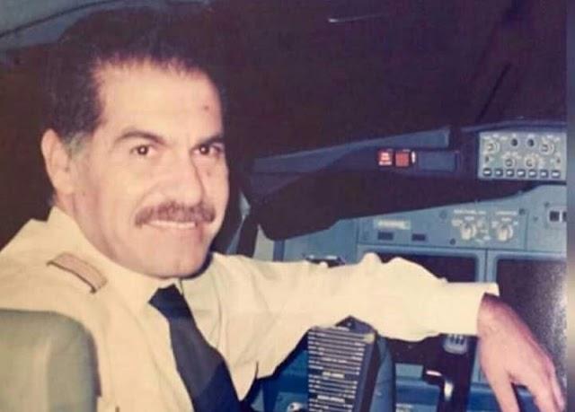 طاقم برشيد بريس يعزي في وفاة الطيار البرشيدي أنور الإبراهيمي