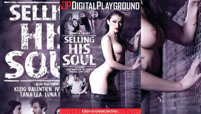 [18+] Selling His Soul 2018 DVDRip Movie Poster