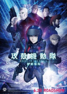 Download Ghost In The Shell The New Movie (2015) BluRay Film Terbaru