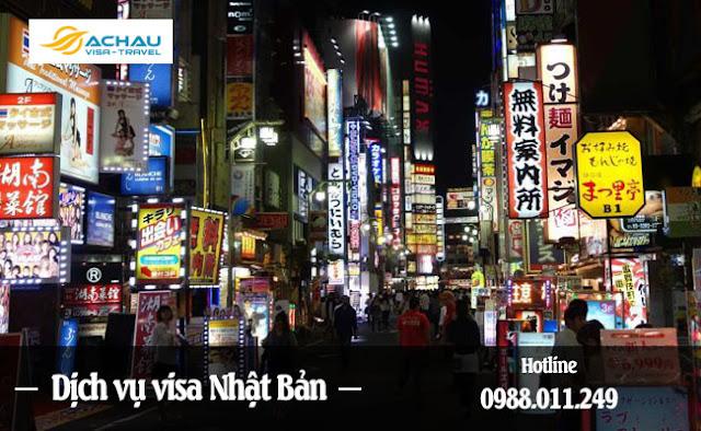 Dịch vụ visa Nhật Bản ở Đắk Nông