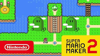 Super Mario Maker 2 MOD APK + OBB For Android Mobile