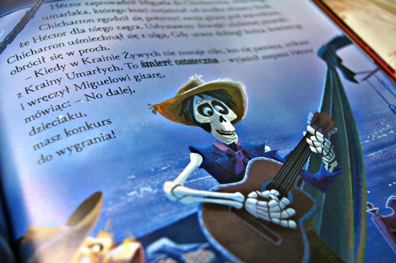 """""""Coco"""" - bo rodzina jest najważniejsza. Recenzja książki."""