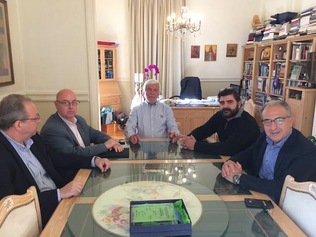 Ομοσπονδία Εμπορίου και Επιχειρηματικότητας ιδρύθηκε στην Πελοπόννησο