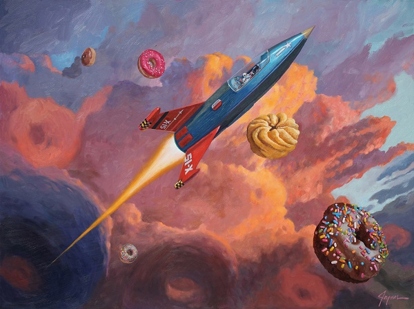X-15 by Eric Joyner