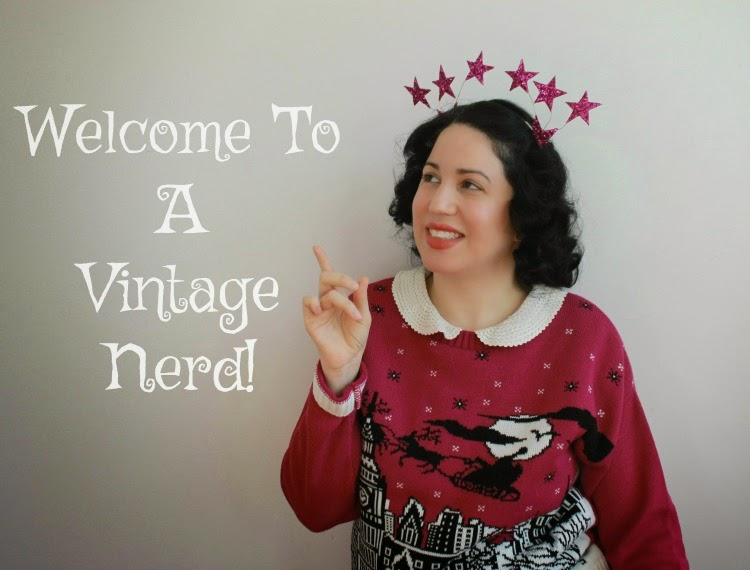 A Vintage Nerd Vintage Blog