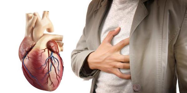Tanda-tanda Serangan Jantung Dini