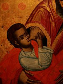 Les grigris de sophie vierge noire allaitant for Les differents types de peintures murales