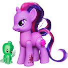My Little Pony Crystal Motion Wave 1 Twilight Sparkle Brushable Pony