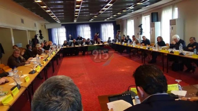 Αναβλήθηκε για την Δευτέρα 4 Μαρτίου  η συνεδρίαση του Πε.Συ. Πελοποννήσου