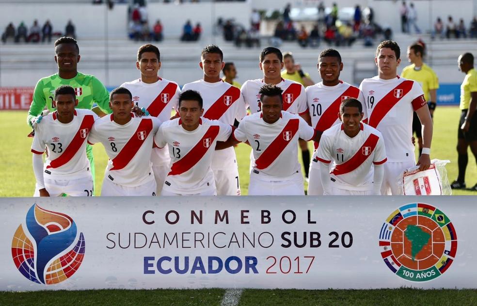 Sudamericano Sub 20: Holaesungusto: PERÚ SUB 20 SUMA OTRO EMPATE EN