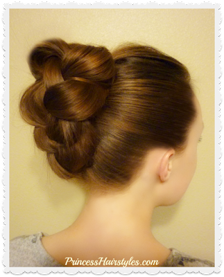Quick and easy faux hawk kit. #dancehairstyle #fauxhawk