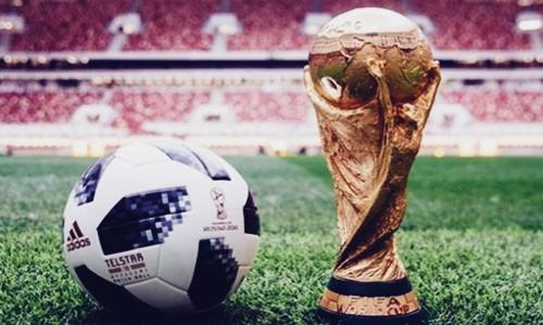 Daftar Lagu Piala Dunia Official Album of the 2018 FIFA World Cup Sepanjang Masa