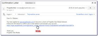 Cara Pasang Iklan Propeller Ads
