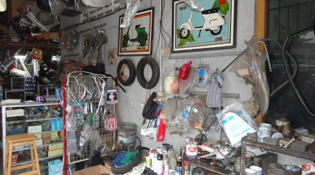 Daftar Tempat Bengkel Modifikasi Motor di Purwokerto
