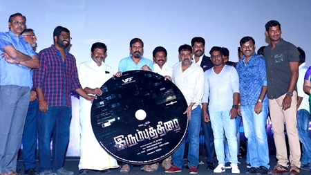 Irumbuthirai Audio Launch| Vishal | Arjun |Samantha|Full Video