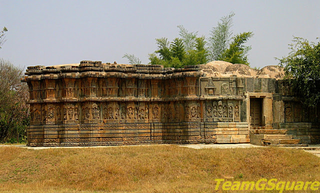 Sri Kedareshwara Temple, Nagalapura