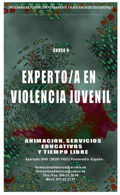 imagen guia didactica curso violencia juvenil