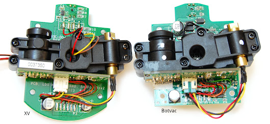 Neato Botvac Lidar Repair Part 2: Lidar PCB Replacement