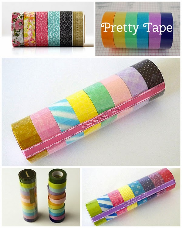 Pretty+Tape My Favourite Washi Tape Stores
