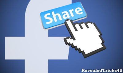 How to make money just by sharing links on Facebook.