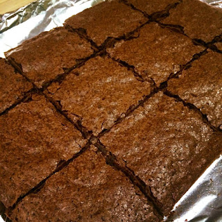 Viola Fe's gluten-free chocolate brownies