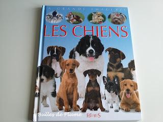 La grande imagerie Fleurus: Les chiens