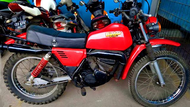 Binter (Kawasaki) KE125