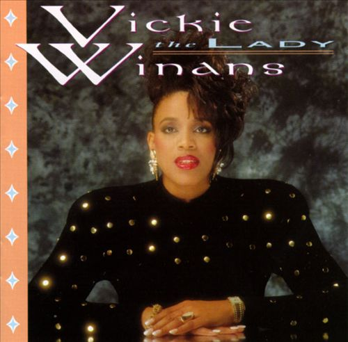 Vickie Winans-The Lady-